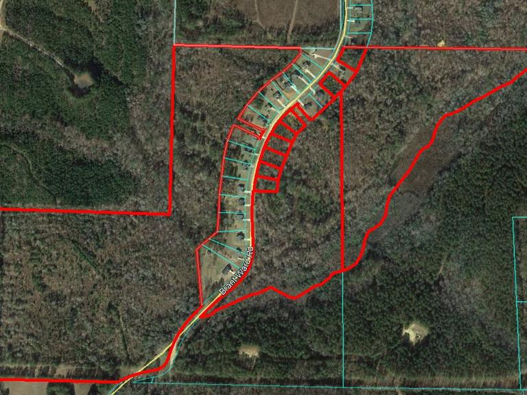 8 Residential Lots and Vacant  Land: Cottondale, AL