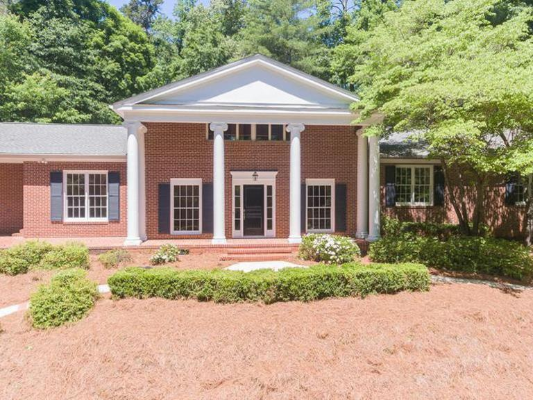 Single Family Home: Athens, GA (Five Points Area)