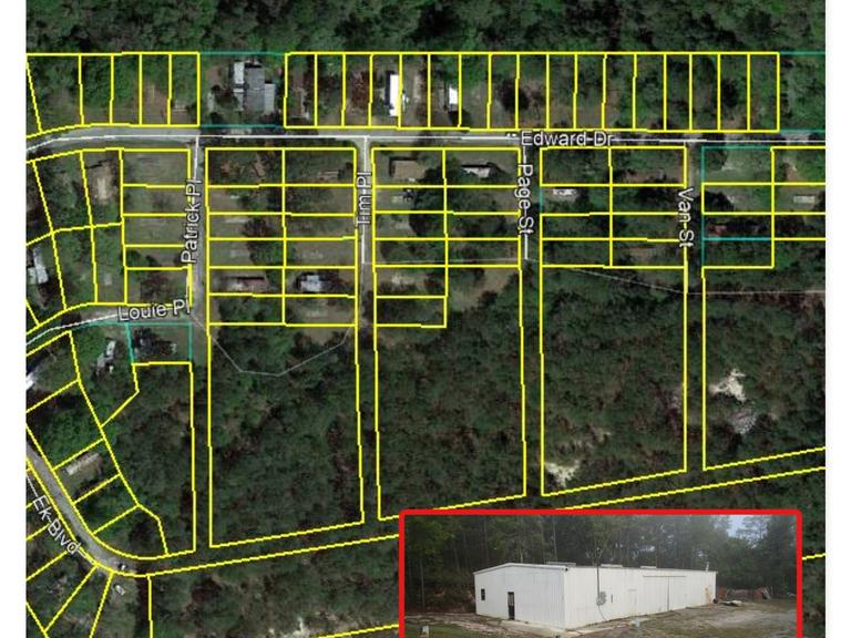 93 Lot Mobile Home Park, Commercial Building & 6 AC Undeveloped: Macon, GA (2307 & 2308 Combined)