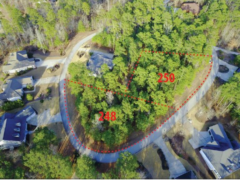 Residential Lot in Savannah Lakes at Lake McCormick (248 Amelia Drive)
