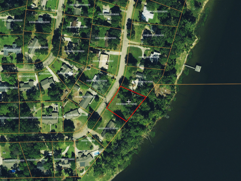 Lakefront Lot (Lake Eufaula) Eufaula, AL