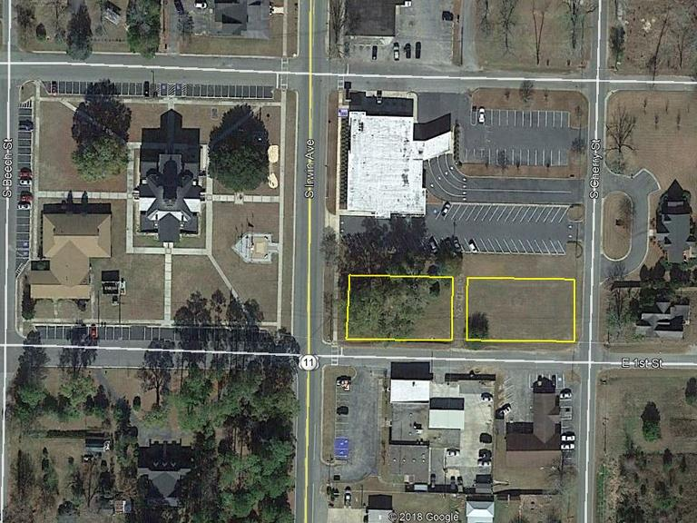 Commercial Land - Ocilla, GA