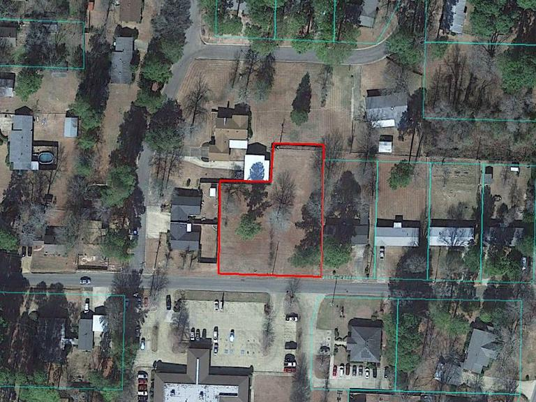 Commercial Land: Magnolia, AR